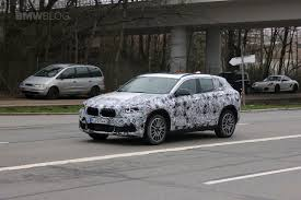 2018 bmw crossover. beautiful crossover 2018 bmw x2 spied 01 750x500 for bmw crossover