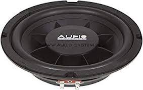 <b>Audio System Ax 08</b> Plus Flat 20 cm Neodymium Woofer: Amazon ...
