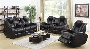 601741p 3 piece reclining power sofa with adjule headrests storage in armrests jendiz furniture