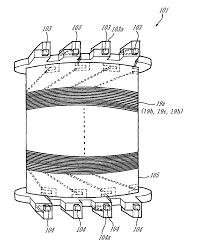 Diagram large size patent us7095308 step up transformer patents drawing block wiring diagram