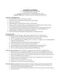 cassandra lynn robson resume and coverletter civil engineering te