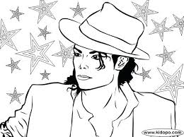 Michael Jackson Smooth Criminal Coloring Pages My Localdea