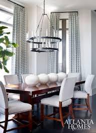 mandarin atlanta residencedining room with handmade table dry dining colonial contemporary transitional by lauren deloach interiors