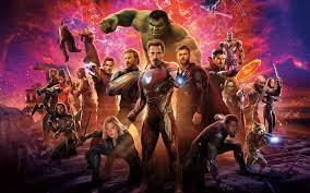 Wallpaper 4k Avengers Infinity War 2018 ...