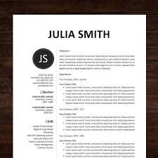 Unique Resume Template - Gameis.us