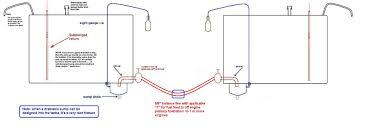 proper marine fuel tank pick up balance design seaboard marine
