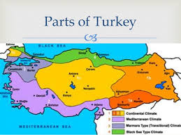 turkey climate map.  Map Parts Of Turkey 19 Throughout Turkey Climate Map
