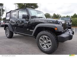 jeep rubicon 2015 black. Modren Rubicon 2015 Wrangler Unlimited Rubicon 4x4  Black  Photo 4 To Jeep A