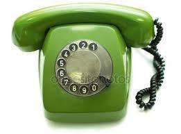 Risultati immagini per apparecchio telefonico