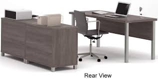 metal desks for office. pro linear metal leg modular office desk series u2013 executive set desks for