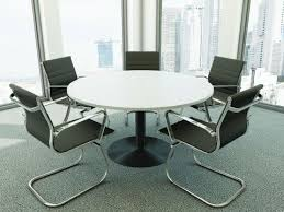 Small White Round Office Table Small Round Office Tables