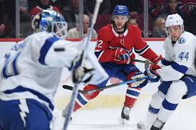 Montréal canadiens video highlights are collected in the media tab for the most popular matches as soon as video appear on video hosting sites like youtube or. Canadiens Vs Lightning Preview Start Time And How To Watch Eyes On The Prize