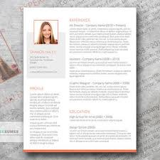 Examples Of A Modern Resume Modern Resume Templates 49 Free Examples Freesumes