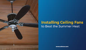 ceiling fans in washington state you d be hard pressed to find a home with air conditioning installed as the seattle times reports fewer and fewer homes