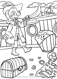 Kleurplaat Piraat Gratis Kleurpaginas Om Te Downloaden