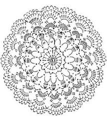 Crochet Circle Pattern Fascinating Cool Free Crochet Patterns With Diagrams Round Crochet Motifs