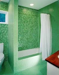 Mosaic Bathroom Tile Designs Extraordinary Glass Mosaic Tile Bathroom Pics Decoration