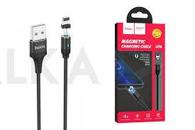 Кабель для iPhone <b>HOCO U76 Fresh</b> magnetic charging cable for ...