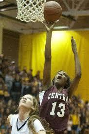 Kalamazoo Central girls basketball team overcomes Benton Harbor in a 78-75  thriller - mlive.com