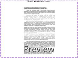 globalization in essay term paper academic service globalization in essay globalization essayspeople all over the world become closer than ever before