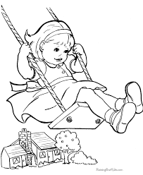 Small Picture Coloring page for kids to print 045