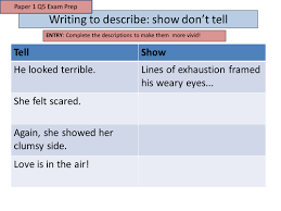 gcse essay writing the introduction by llhady teaching  gcse aqa english language ks3 descriptive writing