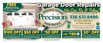 precision door booklet offer image