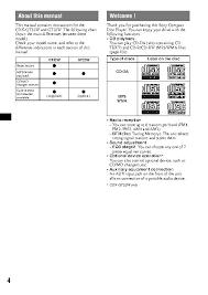sony cdx gt22w user manual user manual sony cdx gt22w page