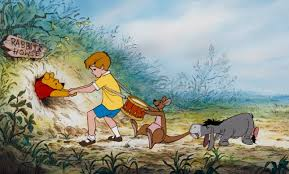 The Many Adventures of Winnie the Pooh Blu-ray Review (Blu-ray + DVD +  Digital Copy)