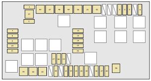toyota 4runner (2005 2009) fuse box diagram carknowledge 2001 toyota tacoma fuse box diagram toyota 4runner (2005 2009) fuse box diagram
