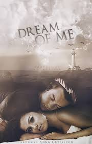 dream of me book cover by moonxriver