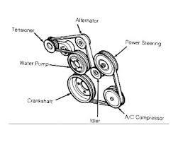 similiar ford probe engine belt keywords 1992 ford probe driving belt engine mechanical problem 1992 ford