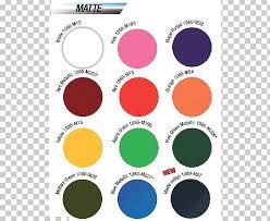 Vinyl Wrap Color Chart Wrap Advertising Color Chart Car Vehicle Vinyl Wrap Png