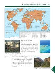 Me di cuenta desde el ciclo escolar pasado que los de 5° coinciden 100% con el. Libro De Atlas De Geografia Del Mundo 5 Grado Contestado
