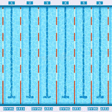 olympic swimming pool lanes. Delighful Olympic Download Swimming Pool Top View Flat Pictogram Stock Vector  Illustration  Of Athletic Backdrop For Olympic Lanes