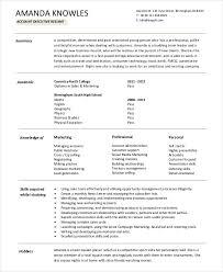Sample Resume Bsba Graduate   Templates