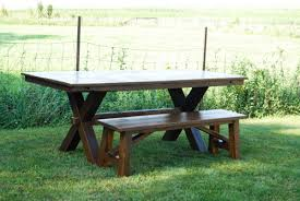 Indoor Picnic Style Dining Table Stylish Design Picnic Table Dining Room Picnic Style Dining Room