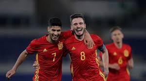 Kitts and nevis (1) sudan (1) suriname (3) sweden (16) tournament u20 women's world cup u17 women's world cup u21 national team friendlies. Spain U21 5 0 Macedonia U21 Video Watch Tv Show Sky Sports