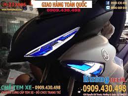 đèn led audi và đèn xi nhan trước cho xe exciter 150 - hường decal chuyên  bán