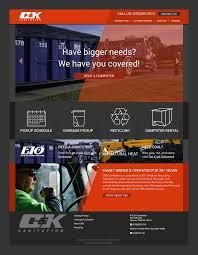 Web Design Company In Jordan C K Sanitation Web Design By Hire Jordan Smith