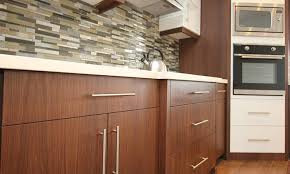 how to properly clean your wood cabinets so they shine