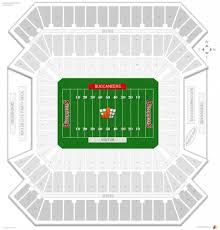 The Most Awesome Raymond James Stadium Seating Chart