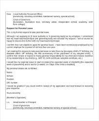 Resume Reason For Leaving 25 Leave Letter Templates Pdf Doc Free Premium Templates