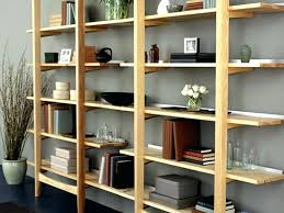 office wall mounted shelving. Office Wall Shelving Ideas Full Size Of Furniturenice Grey And White Built In With Modern Home Bookshelves Mounted E