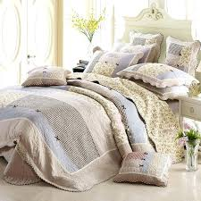 King Bed Comforter Sets Chausub Bed Linens Cotton Quilt Set 4pc ... & Full Image for King Bed Comforter Sets Chausub Bed Linens Cotton Quilt Set  4pc Korea Duvet ... Adamdwight.com
