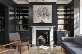 9 gorgeous living rooms with dark walls