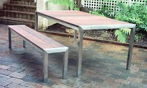 jetty jarrah outdoor dining table fine art