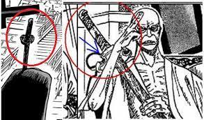 The Owner of Shodai Kitetsu - One Piece