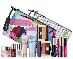 get a free 7 piece estée lauder gift set 145 value when you make a 37 50 estée lauder purchase no needed this awesome value gets added to