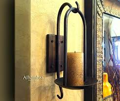 wall sconce candle holder decor iron wall sconce candle holder wall sconce candle holder replacement